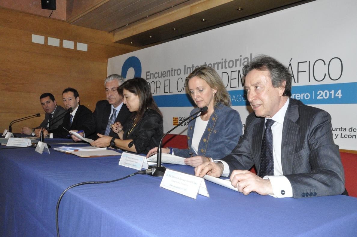 Galicia y cinco comunidades piden una nueva ponderación en la financiación autonómica de dispersión y envejecimiento