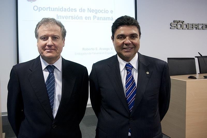 El Gobierno de Cantabria expone las fortalezas de la región para generar negocio en Panamá