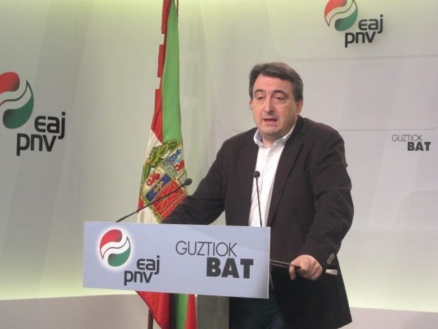PNV dice que será «un termómetro» para medir la voluntad de colaboración del Gobierno español con Euskadi