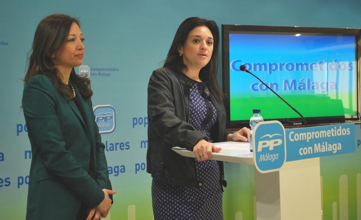 El PP lamenta que el PSOE «no ponga empeño» en exigir a la Junta la ejecución de las obras prometidas