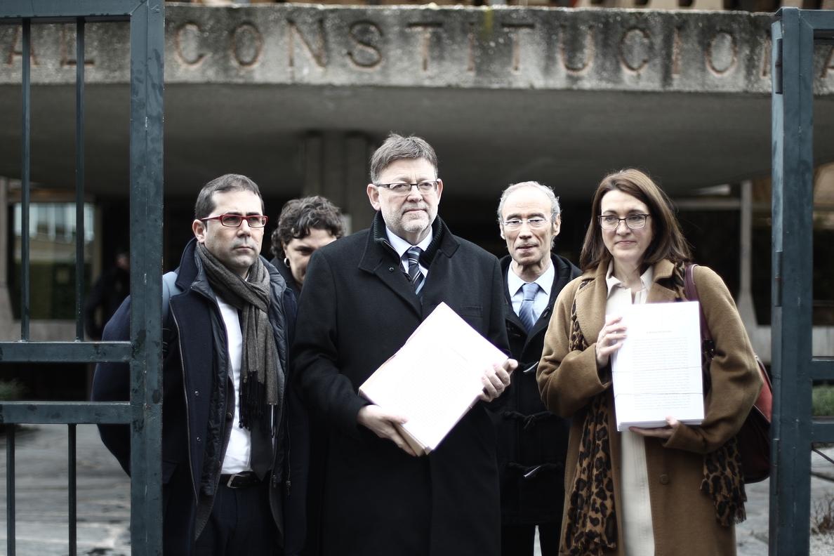 El PSOE recurre ante el TC la ley valenciana que regula el cierre por vulnerar «derechos fundamentales»