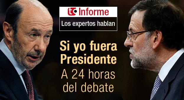 """Juan Antonio Sargadoy: """"Si yo fuera Presidente, diría la verdad"""""""