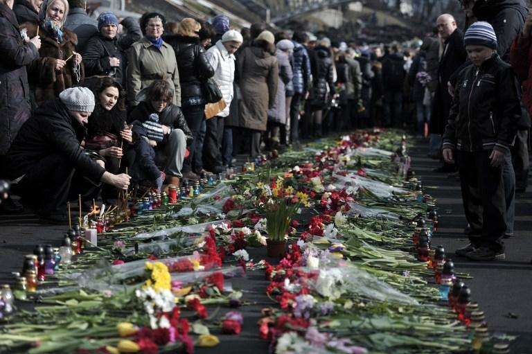 Rusia no acepta a la nueva  Ucrania