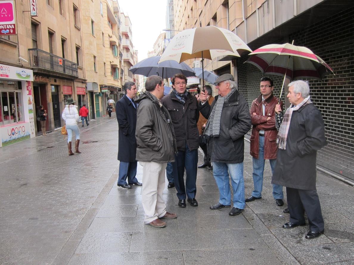 El alcalde de Salamanca respeta las posturas en contra de Comuneros y recuerda que todavía hay plazo para alegaciones