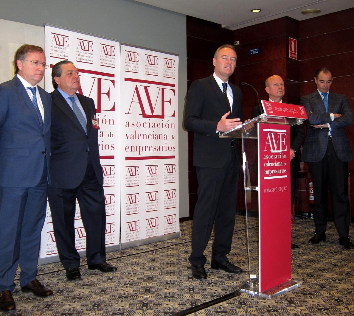Valencia descarta «enfrentamiento» en financiación con otras CCAA pero remarca su «obligación de denunciar injusticias»