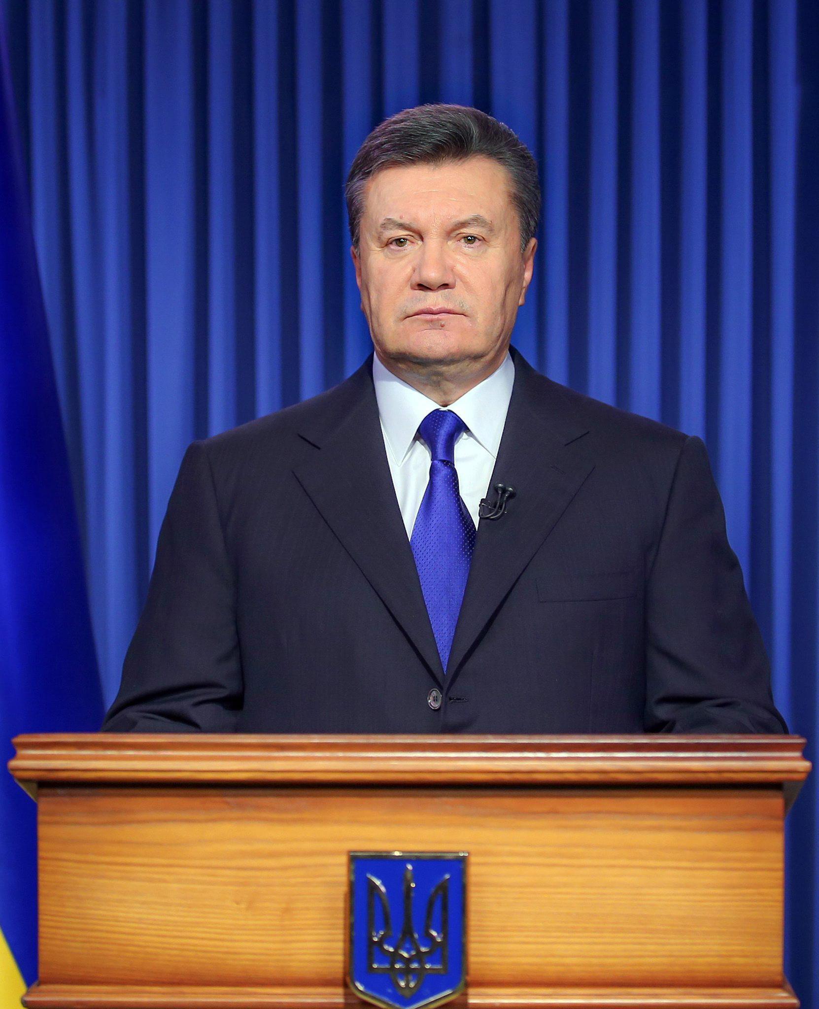 La prensa rusa dice que Yanukóvich está en una casa de campo en el este del país