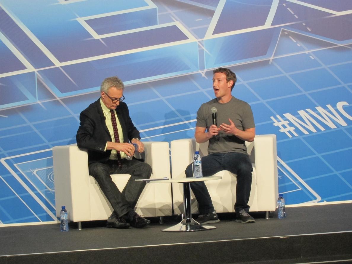 Zuckerberg (Facebook) dice que la compra de WhatsApp encaja «para conectar a la gente»