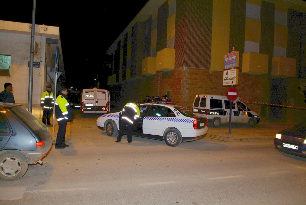 Un control policial en materia de extranjería en Torre Pacheco concluye con la detención de nueve extranjeros