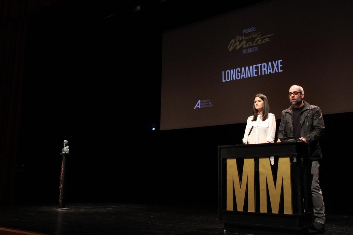 El largometraje »Somos xente honrada» parte como favorita para los Premios Mestre Mateo con 13 candidaturas