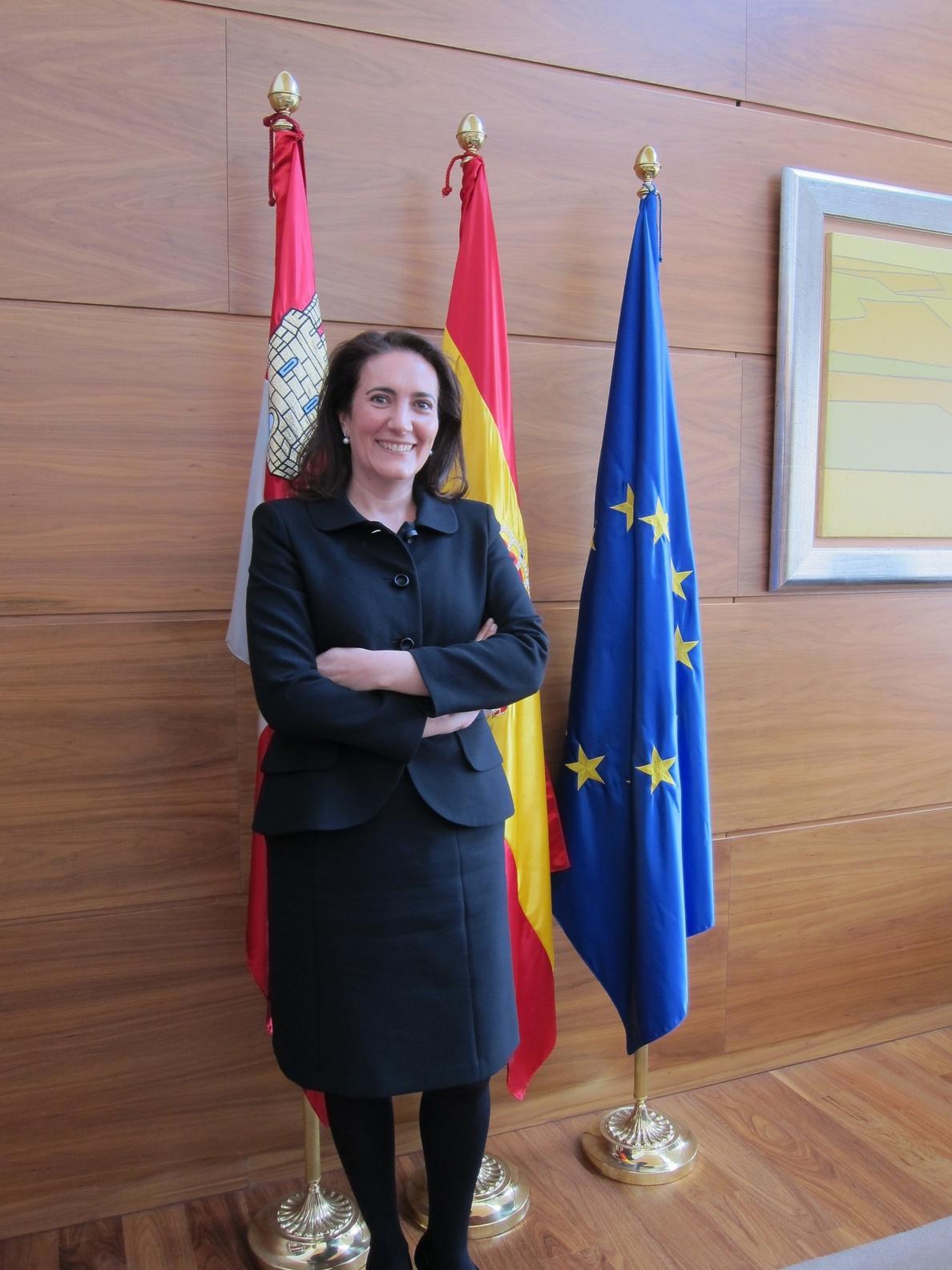 Presidenta de las Cortes de Castilla y León, en contra de reformar el Estatuto de Autonomía