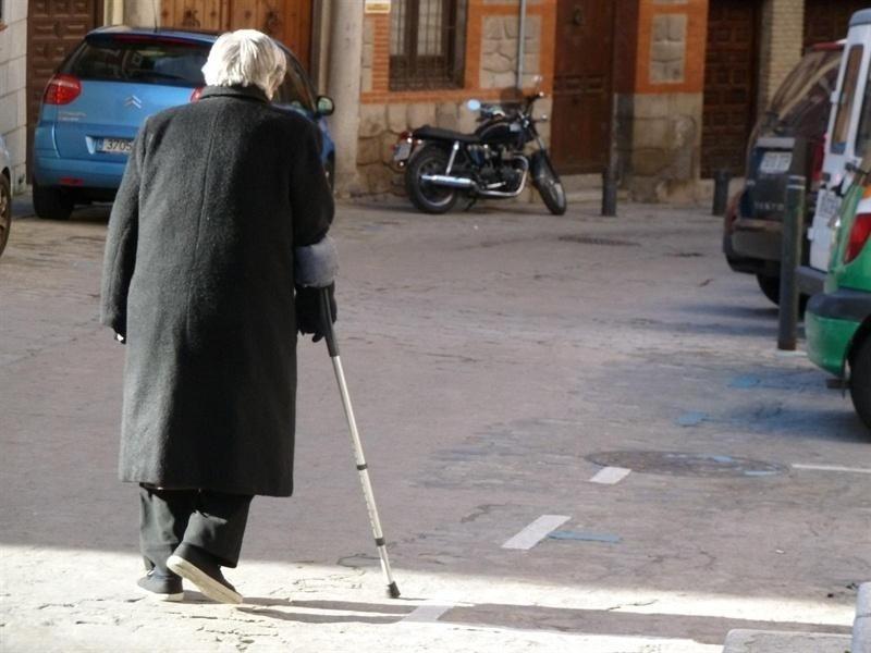 La pensión media en La Rioja en febrero es de 834,12 euros, un 2,3% más que el año anterior