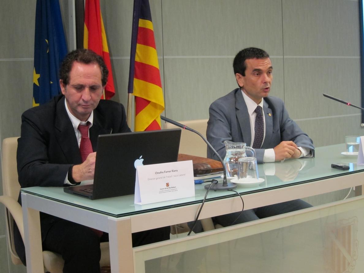 Baleares cierra 2013 con un crecimiento de tres décimas