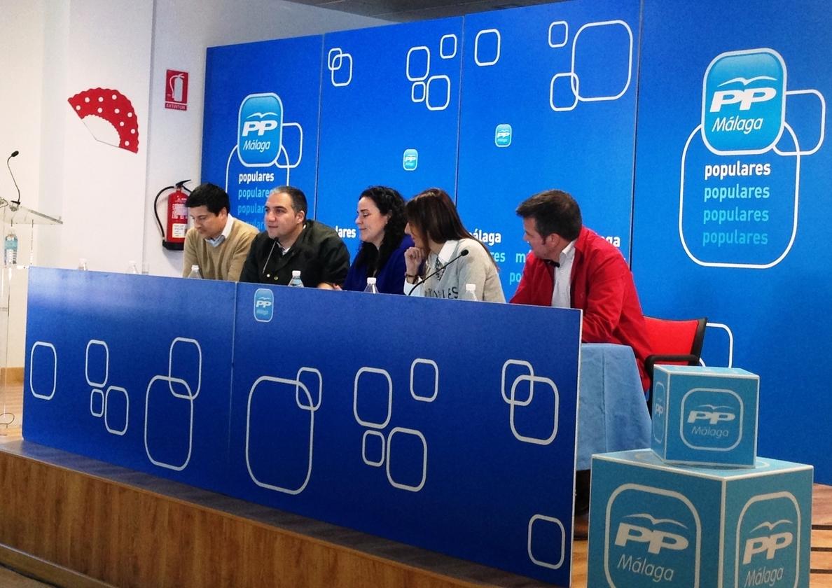 Bendodo reclama a la Junta los proyectos pendientes en la comarca de Ronda