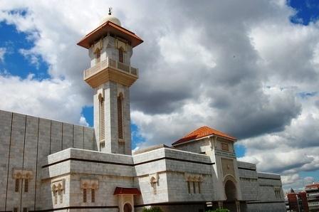 El Centro Madrid Sur de la UNED visita el Centro Cultural Islámico