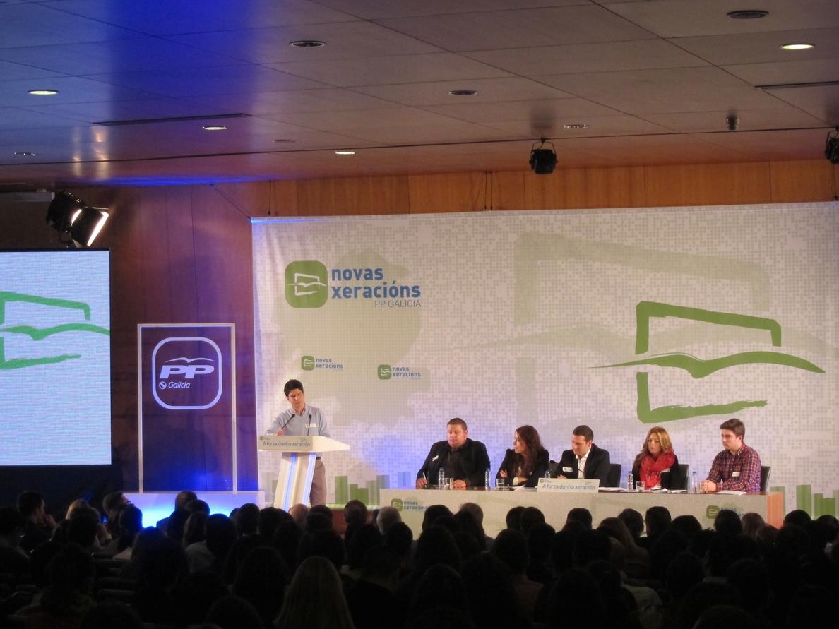 Diego Gago, elegido nuevo presidente de NN.XX. del PPdeG con un 91% de los votos, se compromete a «estar a la altura»