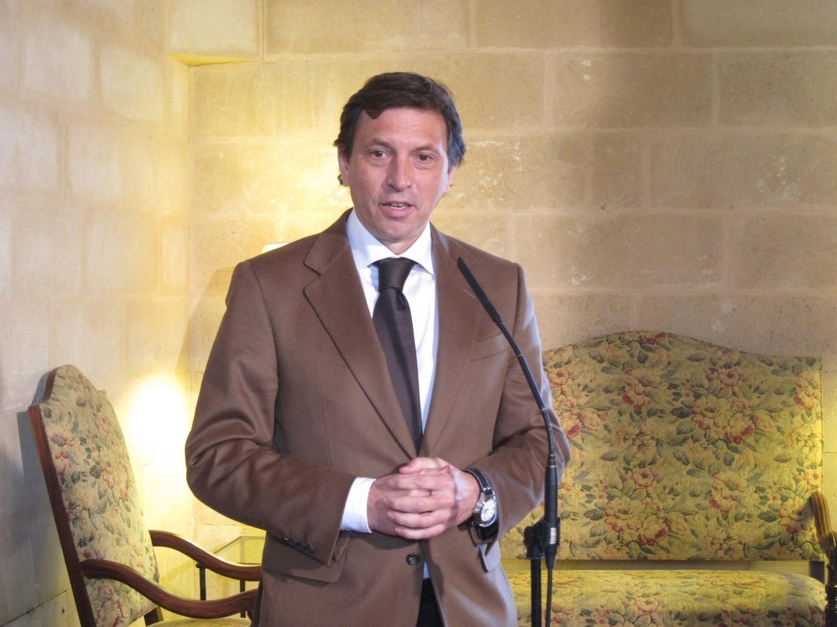 Isern hace una valoración «extraordinariamente positiva» del proyecto de la Fundación Rafal Nadal en La Soledat