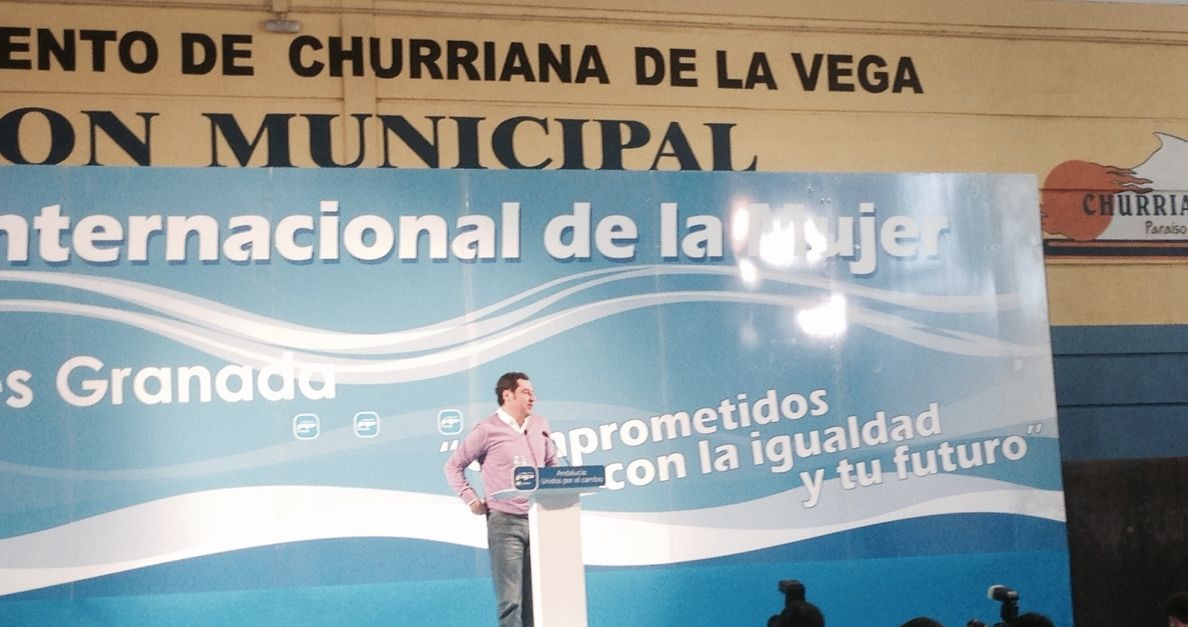 Moreno responde a la Junta que el modelo de financiación autonómica lo puso en marcha el Gobierno de Zapatero