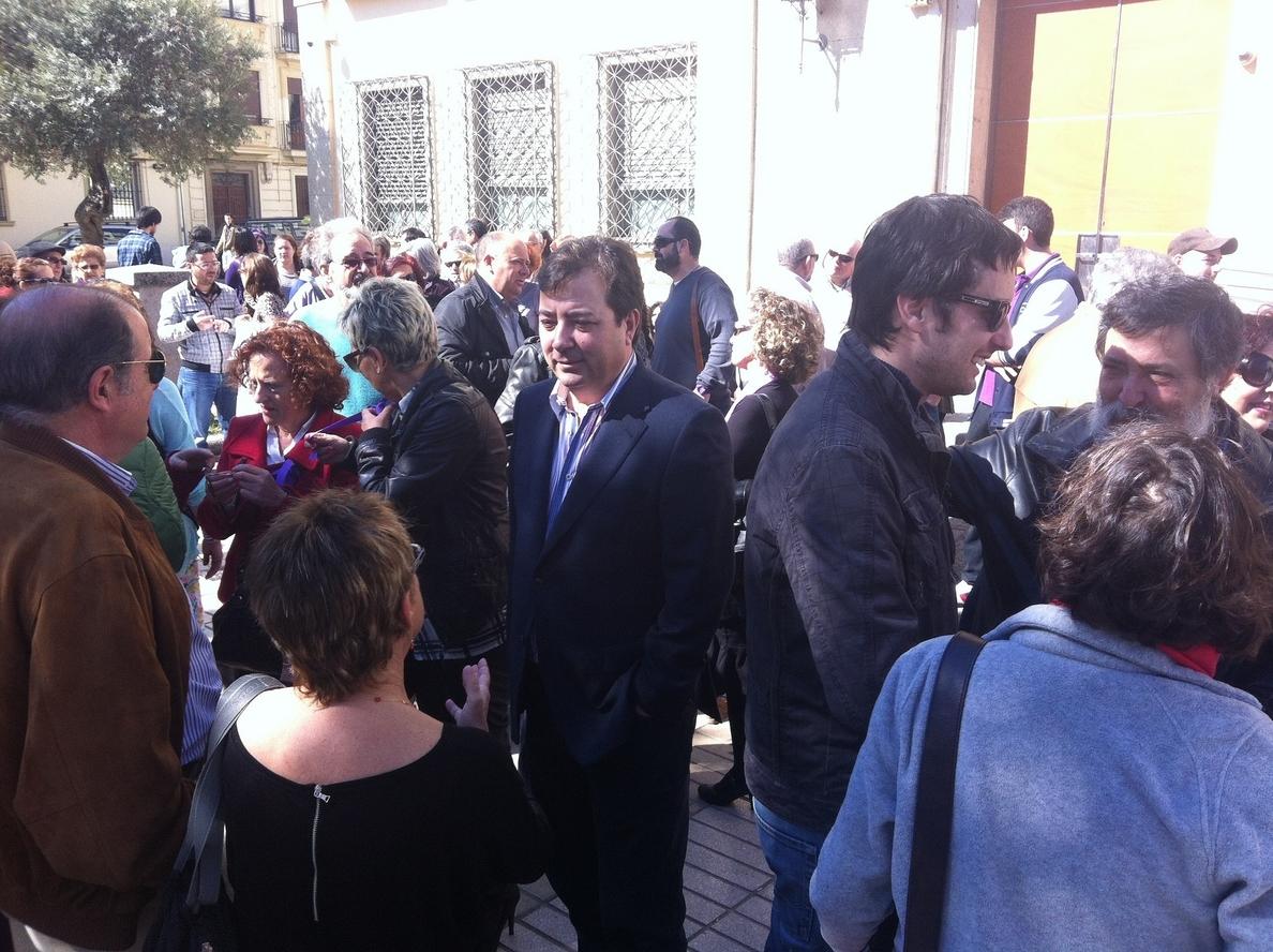 El PSOE de Extremadura resalta el «grave retroceso» para los derechos de las mujeres la reforma de la ley del aborto