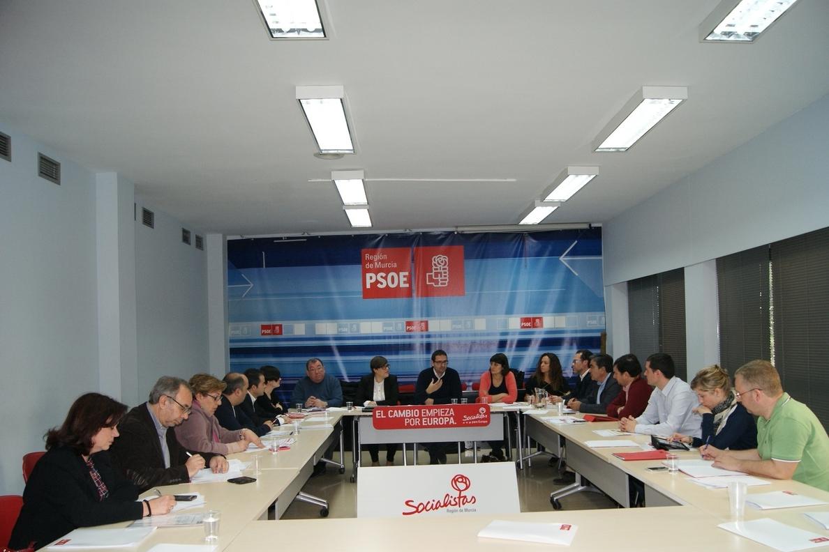 El PSRM conjuga juventud y madurez en el Comité Electoral para las elecciones europeas