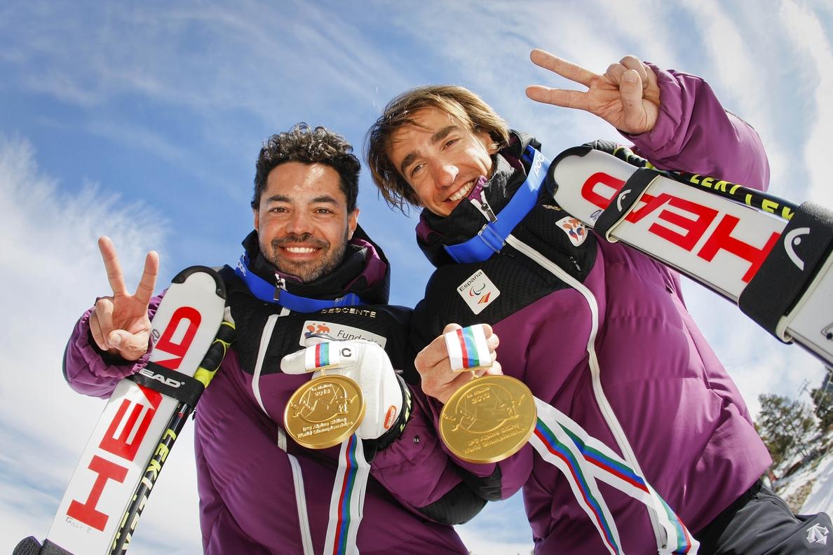 Jon Santacana, el medallista español que no tiene limitaciones