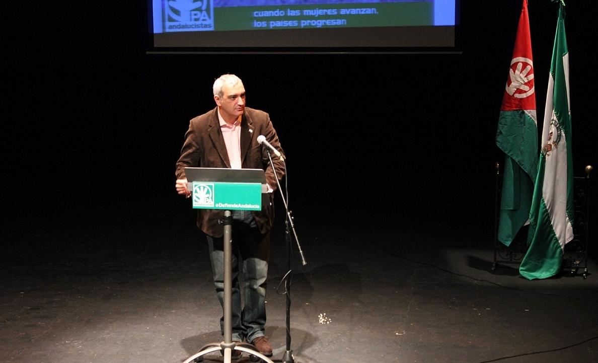 Ruiz (PA) reclama «más prioridad» para la mujer y para Andalucía «porque es preciso, necesario y justo»