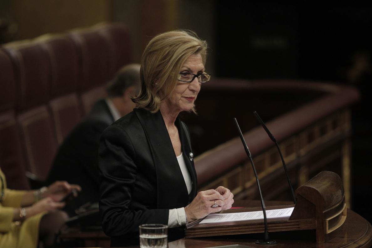 UPyD pedirá al Gobierno que defienda «sin tibieza» en Europa una posición común en inmigración