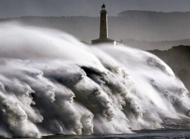 Los expertos, sorprendidos por los temporales de este invierno