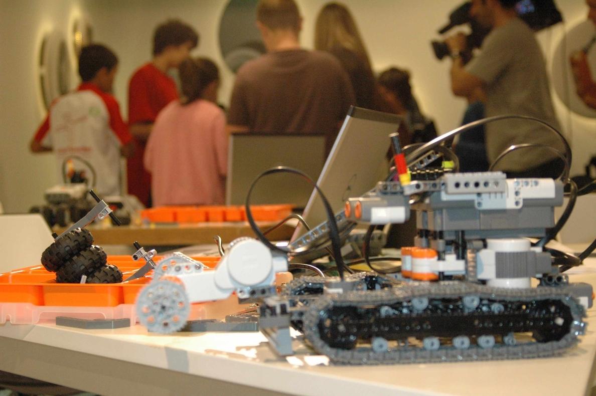 Alhóndiga acogerá el próximo sábado día 15 el foro Bilbao Bizkaia Robotics Meeting