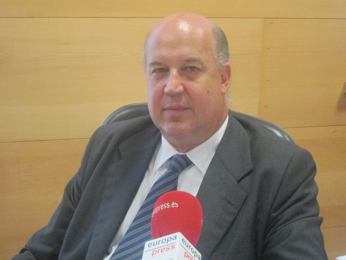 Calparsoro cree «intolerables» los destrozos del lunes de Bilbao pero se congratula de que no hubiese ciudadanos heridos