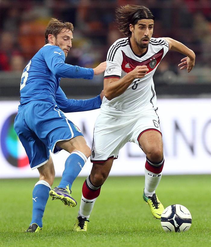 Khedira piensa en el Mundial y quiere reaparecer en dos o tres semanas