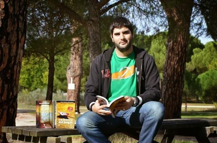 El escritor vallisoletano Juan Martín Salamanca presenta en Librería »La Buena Letra» de Gijón su nueva novela