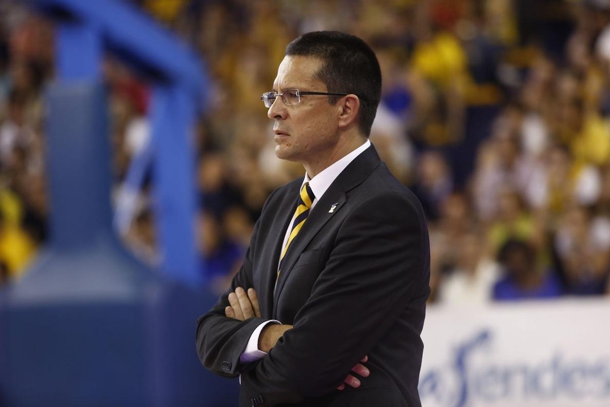 Pedro Martínez (Gran Canaria): «Hemos dominado el partido»