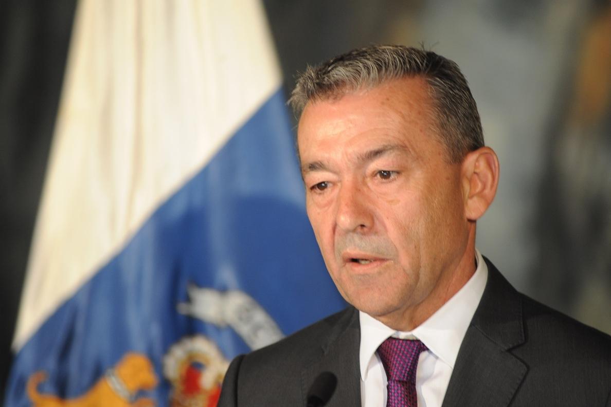 Rivero anuncia que Canarias tiene previsto revisar sus perspectivas de crecimiento del 0,9 al 1,5%