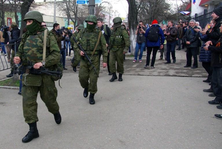 En Crimea ya sólo se pueden ver los canales de televisión rusos