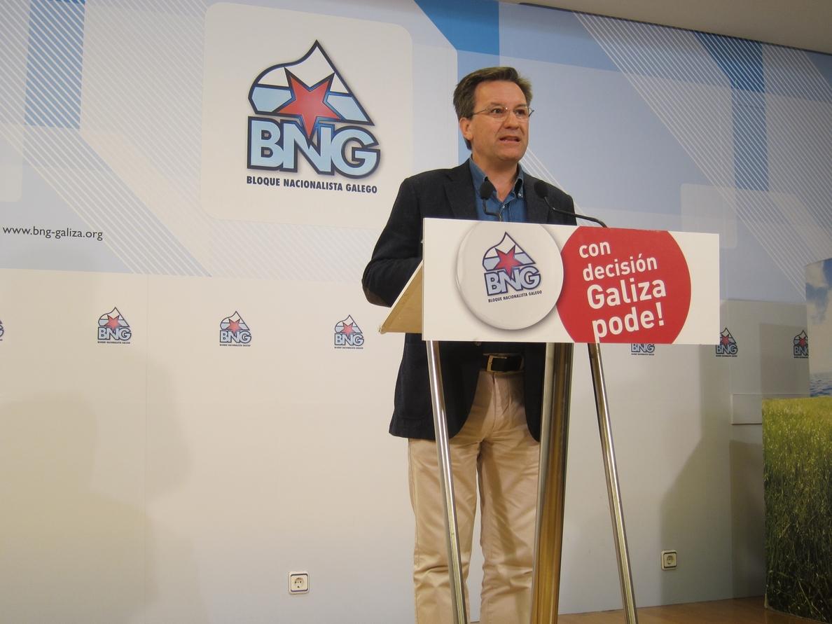 (AMP) El BNG se replantea su alianza con Bildu tras descolgarse las CUP y volverá a analizar una coalición con ERC