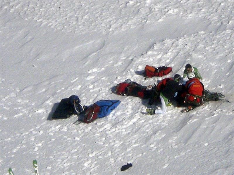 El peor fin de semana para escalar en Gredos