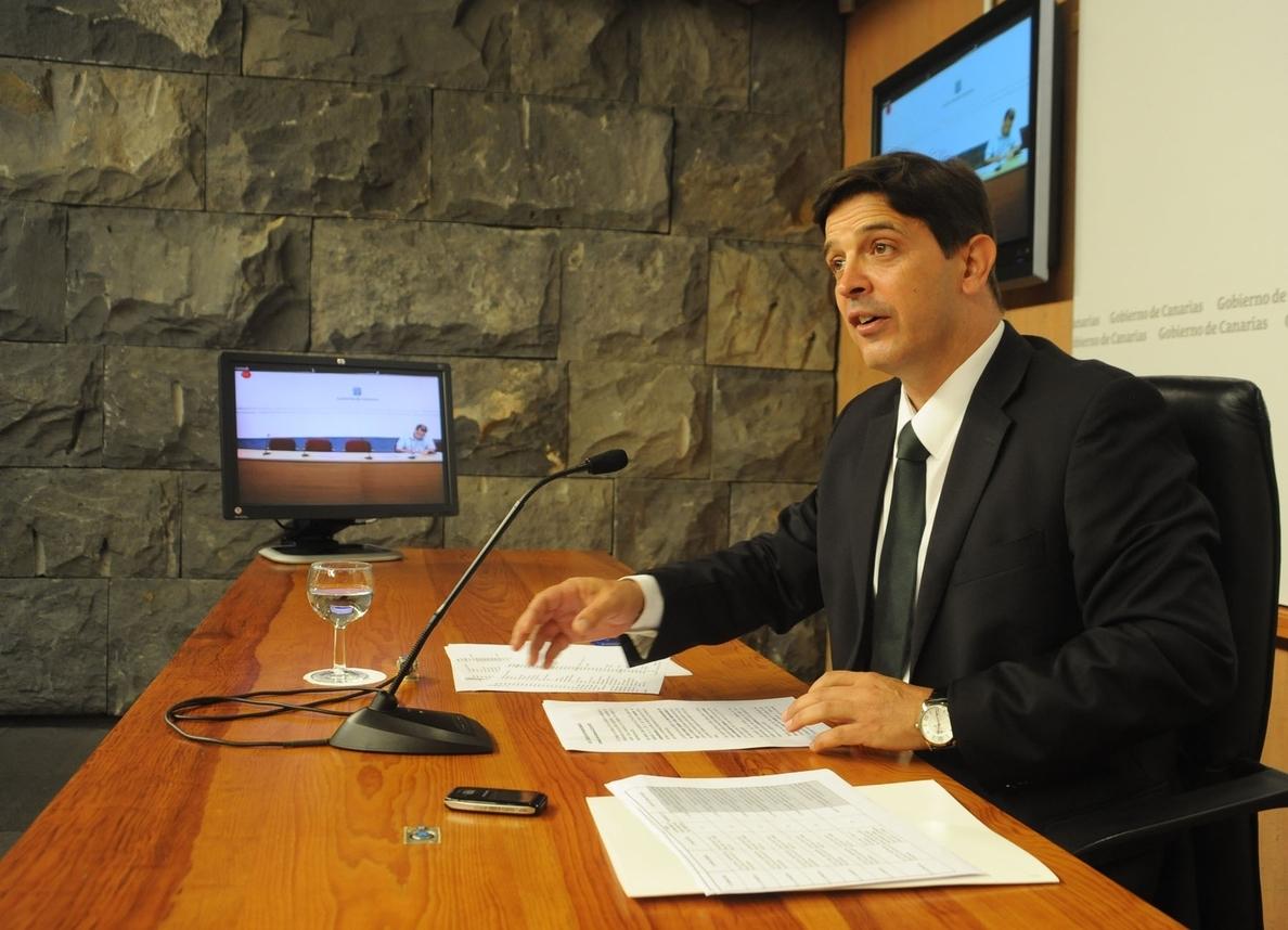 El Gobierno de Canarias aflora 160 millones de euros de fraude fiscal en 2013