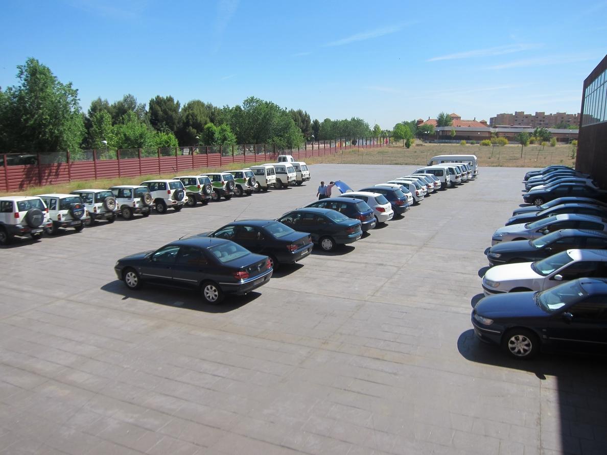 La Junta de Castilla-La Mancha subastará el próximo 4 de abril 27 vehículos de su Parque Móvil