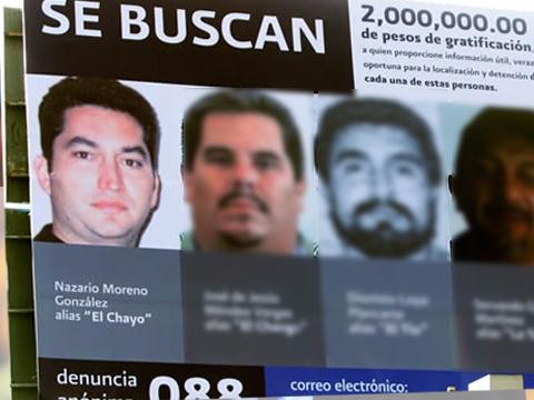 Confirman la muerte del capo mexicano Nazario Moreno »El Chayo»