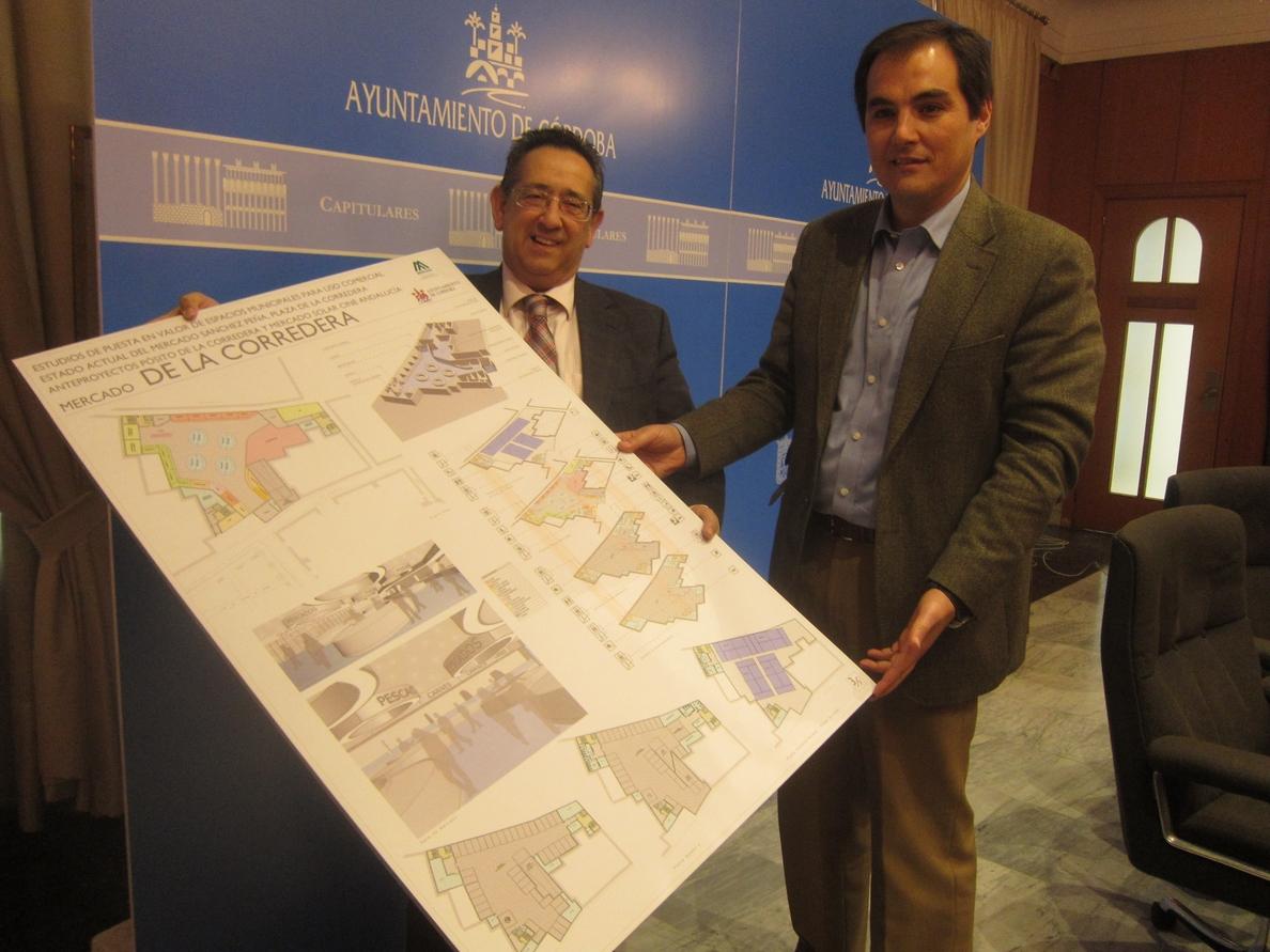 Nieto se reúne este lunes con vecinos y comerciantes para explicarles el proyecto de mercado en Cine Andalucía