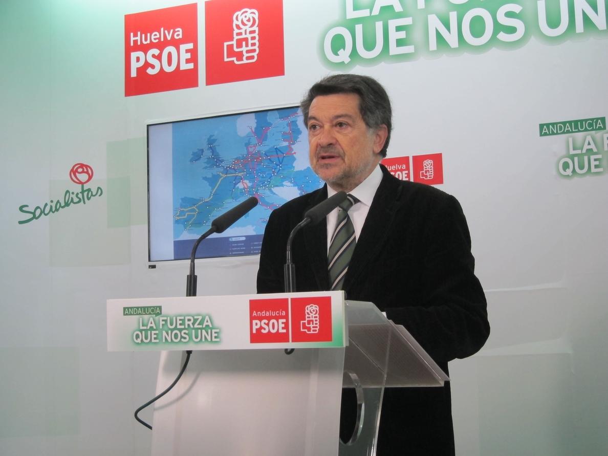 PSOE pide explicaciones «serias y responsables» al alcalde de El Campillo tras el hallazgo de los huesos humanos