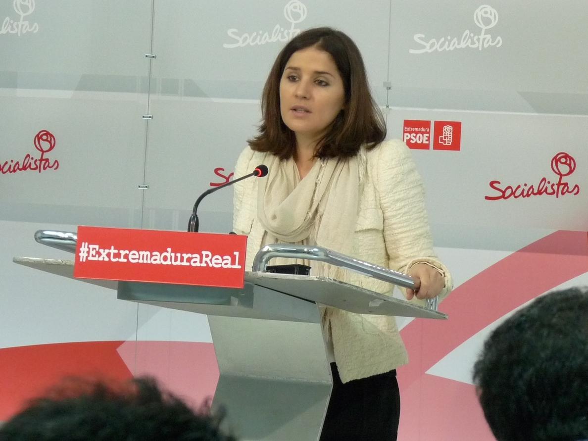 El PSOE extremeño tacha de «disparate absoluto» que las CCAA se arrojen las balanzas y los informes «a la cabeza»