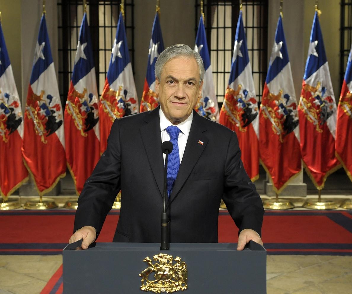 Piñera dice que su Gobierno se marcha «con la alegría del deber cumplido»