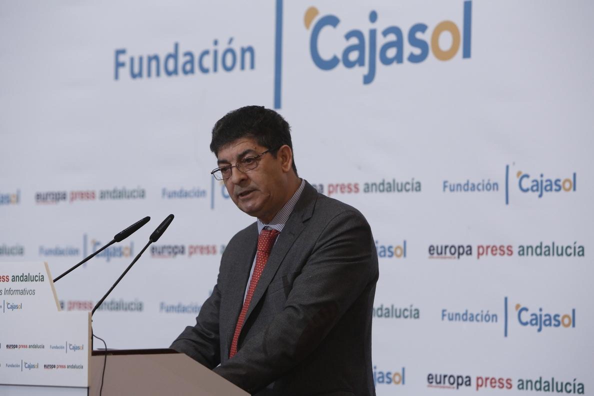 Valderas cree que Montero se ha quedado «cortita» al cifrar en 2.800 millones la deuda del Gobierno con Andalucía