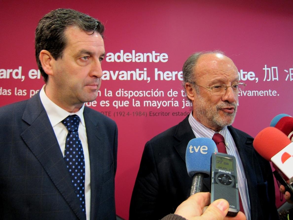 El alcalde de Valladolid confía consensuar con CVE antes de fin de mes el modelo de contrato en los concursos públicos