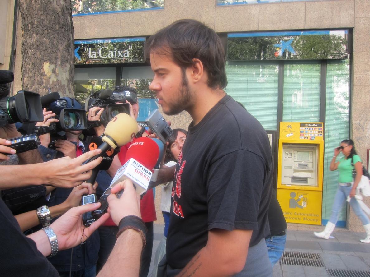 El rapero acusado de enaltecer al GRAPO defiende las canciones en las que pedía un tiro en la nuca para políticos