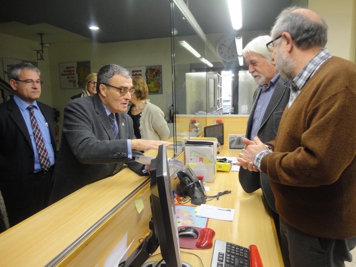 El 61,8% de la militancia del PSC de Lleida avala a Ros como alcaldable