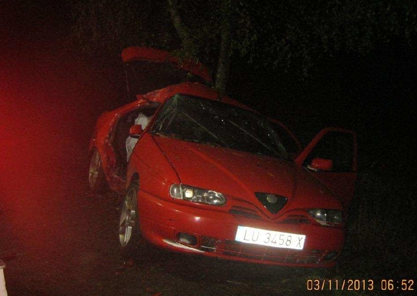 El 061 atendió a 53 personas debido a 35 accidentes de tráfico registrados el fin de semana en Galicia