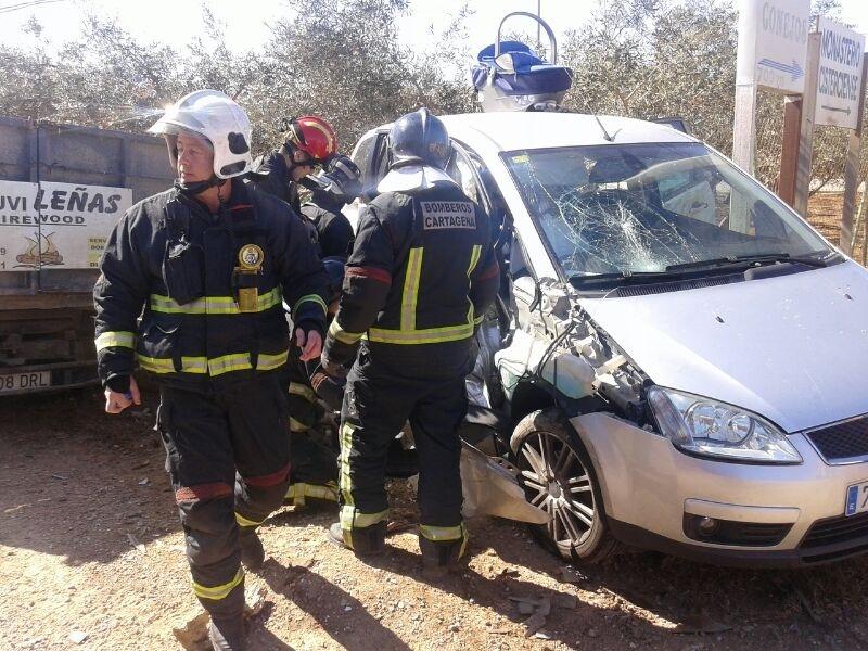 Un total de ocho personas fallece en las carreteras españolas durante el fin de semana