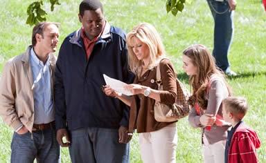 »El Peliculón» de Antena 3 con Sandra Bullock barre en la noche del domingo